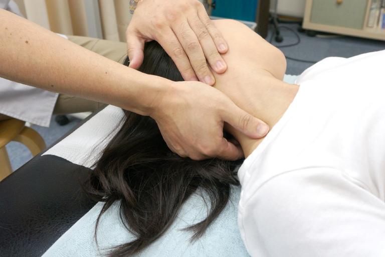 いろは式筋膜リリースで筋膜にアプローチ